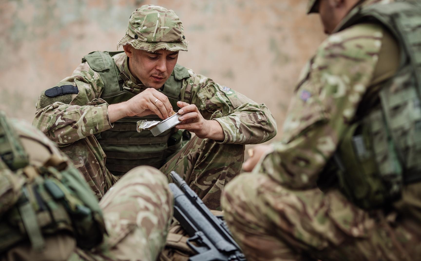 Razioni Soldati